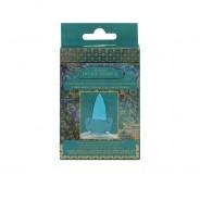 Buddha Backflow Incense Cones  2 Divine Temple - Jasmine
