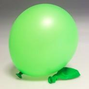 UV Neon Balloons 9 Green