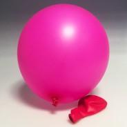 UV Neon Balloons 7 Pink
