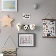 Balloon Wall Tap Light Grey 2