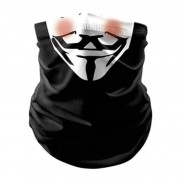 Bandana Face Mask - Multifunction 4 Anonymous C-8500A