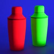 300ml Neon Cocktail Shaker 8