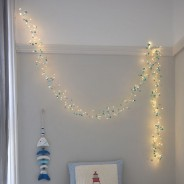 Azure Battery Operated Fairy Lights 1