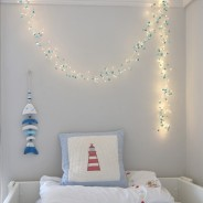 Azure Battery Operated Fairy Lights 5