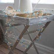 Azure Battery Operated Fairy Lights 6