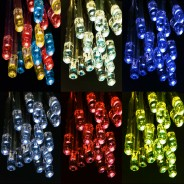 35 Battery Operated Static & Flash LED Lights 1