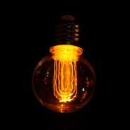 Battery Operated Nostalgia Bulb String Lights 3