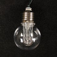 Battery Operated Nostalgia Bulb String Lights 5