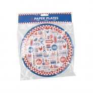 BBQ Paper Tableware 5 BBQ Paper Plates