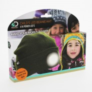 Discovery Adventures Kids LED Beanie 5