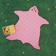 Bear Skin Picnic Blanket 5