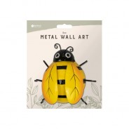 Bee Metal Wall Art 1