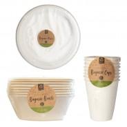 Biodegradable Bagasse Tableware 1