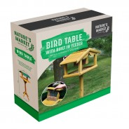 Bird Table with Built in Feeder 5