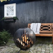 Black Stripe Fire Ball 59cm (FF400) 8