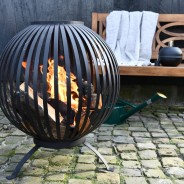 Black Stripe Fire Ball 59cm (FF400) 9
