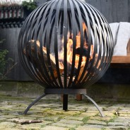 Black Stripe Fire Ball 59cm (FF400) 3