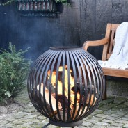 Black Stripe Fire Ball 59cm (FF400) 2