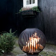 Black Stripe Fire Ball 59cm (FF400) 10