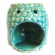 Blue Buddha Head Oil Burner 2