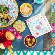 Boho Fabric Table Runner 5