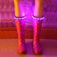 LED Welly Lights 2