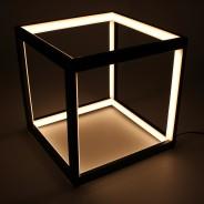 LED Black Box Lamp 2