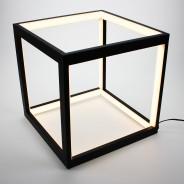 LED Black Box Lamp 7