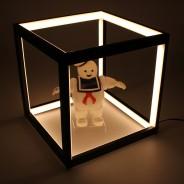 LED Black Box Lamp 3