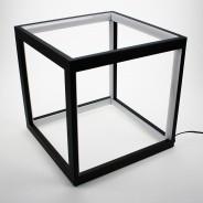 LED Black Box Lamp 6
