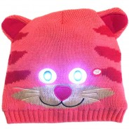 Bright Eyes - Light Up Hats 8 Cat