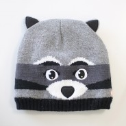 Bright Eyes - Light Up Hats 5 Raccoon