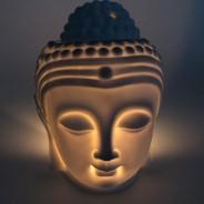 Buddha Head Oil Burner 2