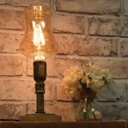 Lyyt Vintage Decorative Bulb L115 1 Lamp not included