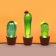 Seletti Desert Sunrise Cactus Lamp 4