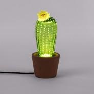 Seletti Desert Sunrise Cactus Lamp 2 Small
