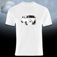Solar Camper Van T-Shirt 2