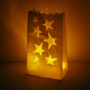 Candle Bags - Star (3 Pack) 1
