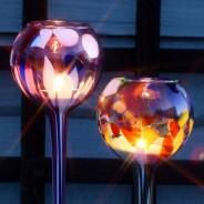 Candle Globe Candle Holder 1