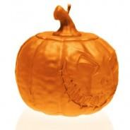 Halloween Pumpkin Candle 3