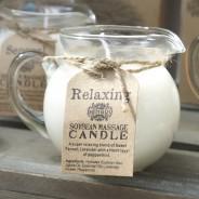Soybean Massage Candles 1