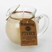 Soybean Massage Candles 4 Relaxing