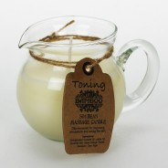 Soybean Massage Candles 6 Toning