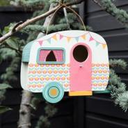 Caravan Birdhouse 1