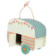 Caravan Birdhouse 3
