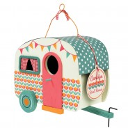 Caravan Birdhouse 2