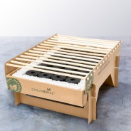 Biodegradable Bamboo Instant BBQ 8