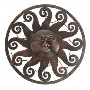 Celestial Sun Wall Decor 3