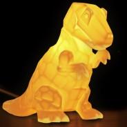 3D Ceramic Lamp Dinosaur 1