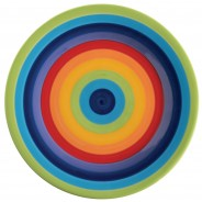 Rainbow Ceramics Breakfast Essentials  9 18cm Plate